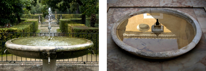 Fuentes fuentes de agua modernas las fuentes de la - Piscina fuente del berro ...