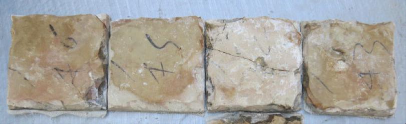 Números y símbolos originales