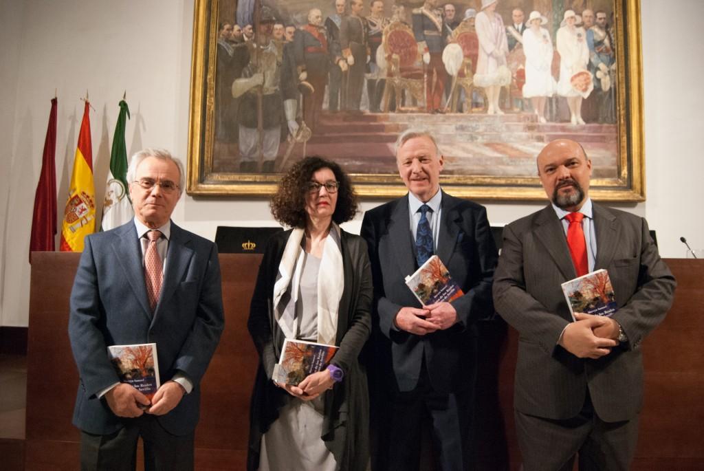 Acto de presentación de libro 'Cuentos de los Reales Alcázares de Sevilla'