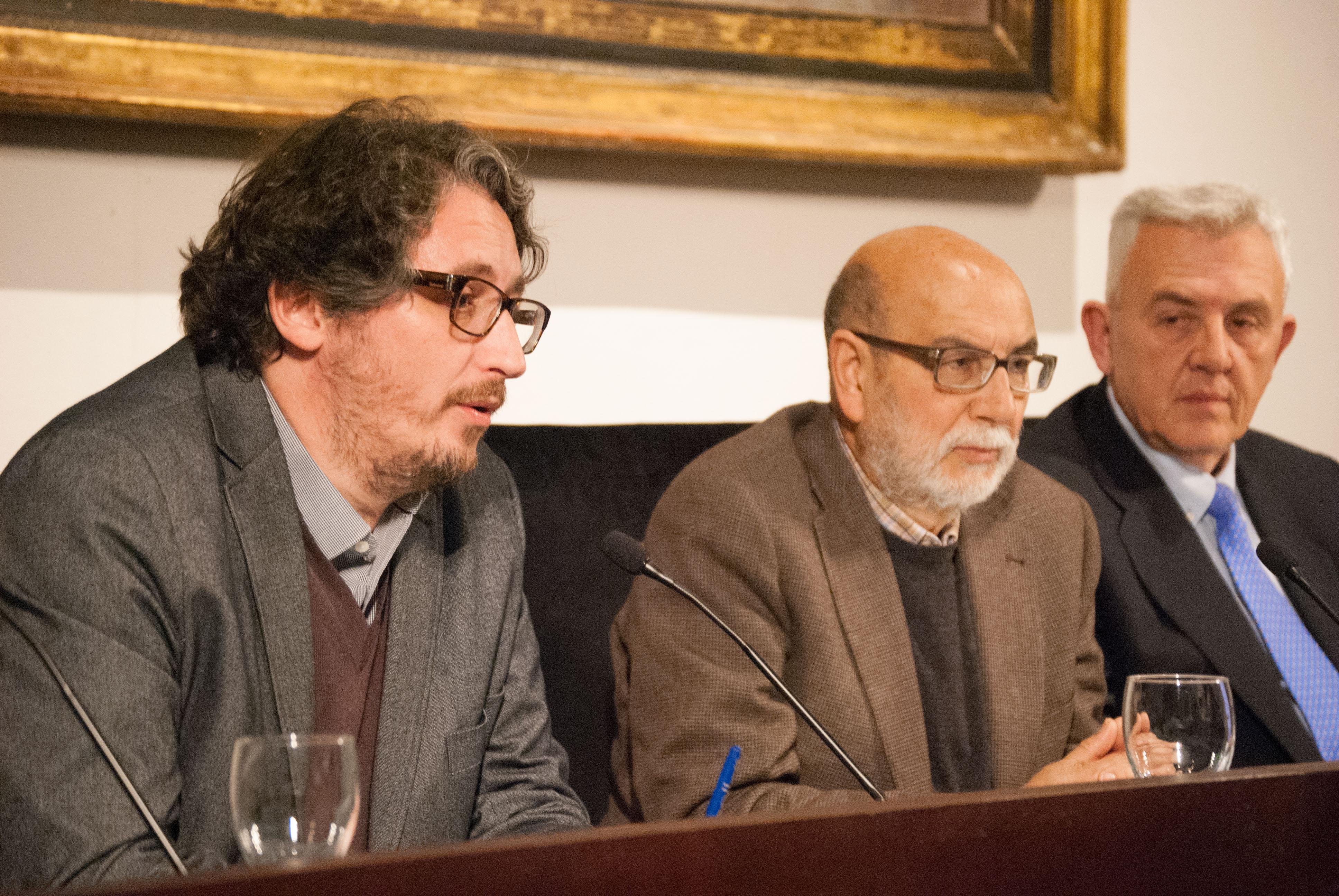 Presentación del libro 'Sevilla. Teoría y Realidad de la Semana Santa'