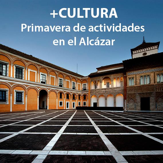 +Cultura: Primavera de actividades en el Alcázar