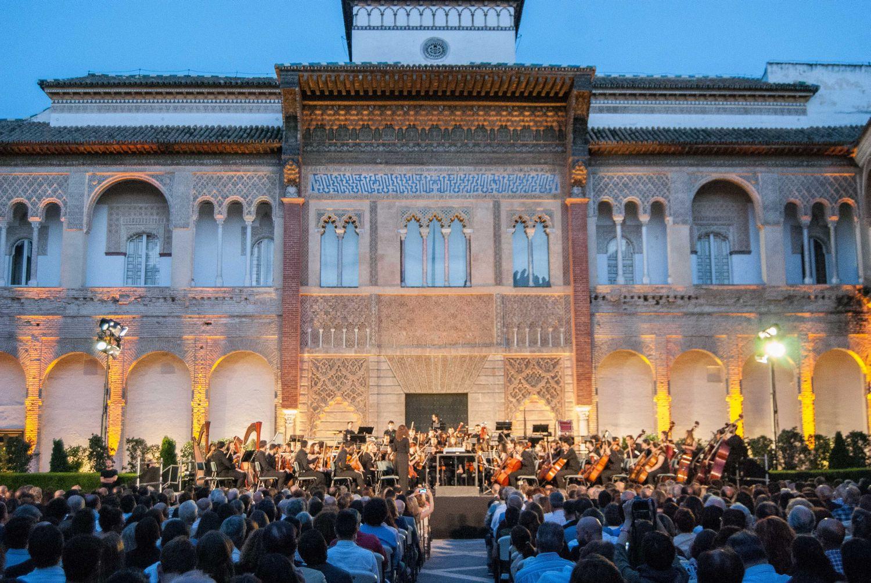 Concierto: Orquesta Sinfónica Conjunta y Fundación Barenboim-Said
