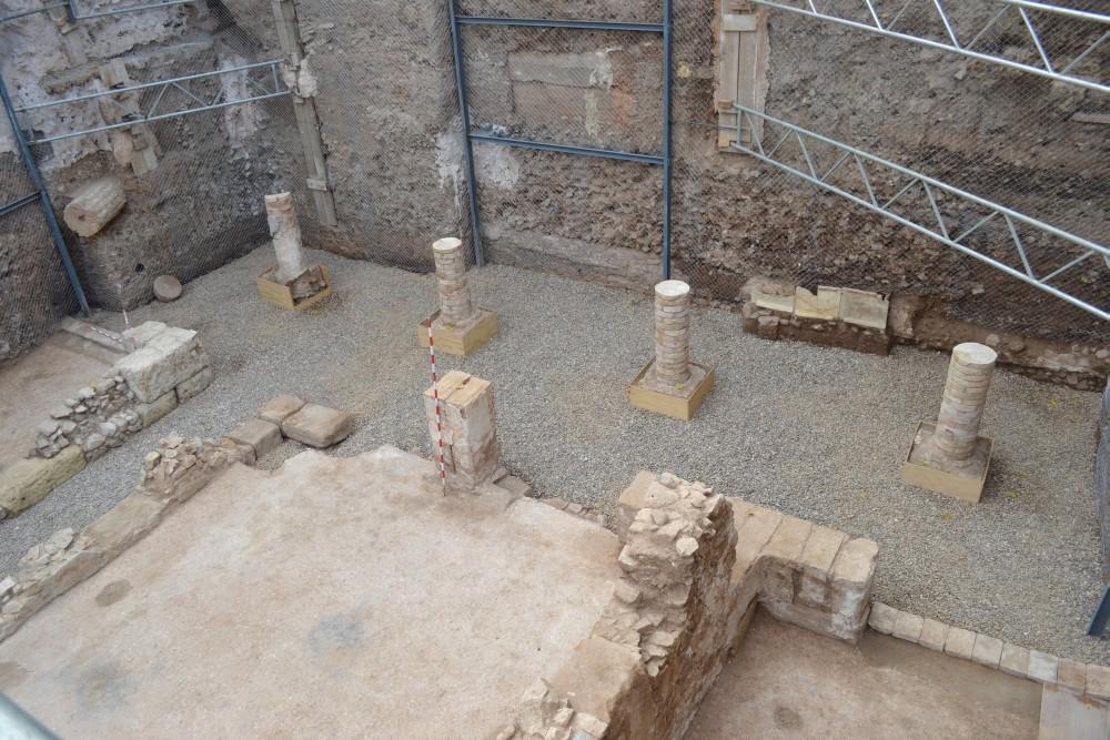 Cripta del Patio de Banderas
