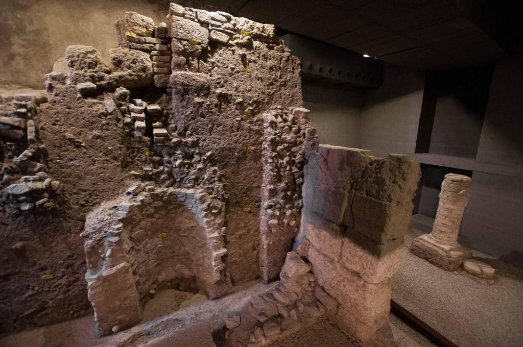Análisis arqueológico del Alcázar