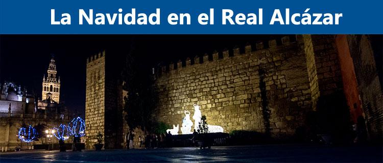 Navidad el en Real Alcázar