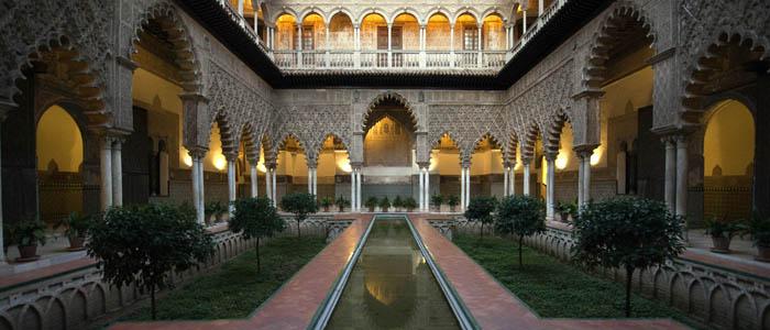 Resultado de imagen de Real Alcázar de Sevilla