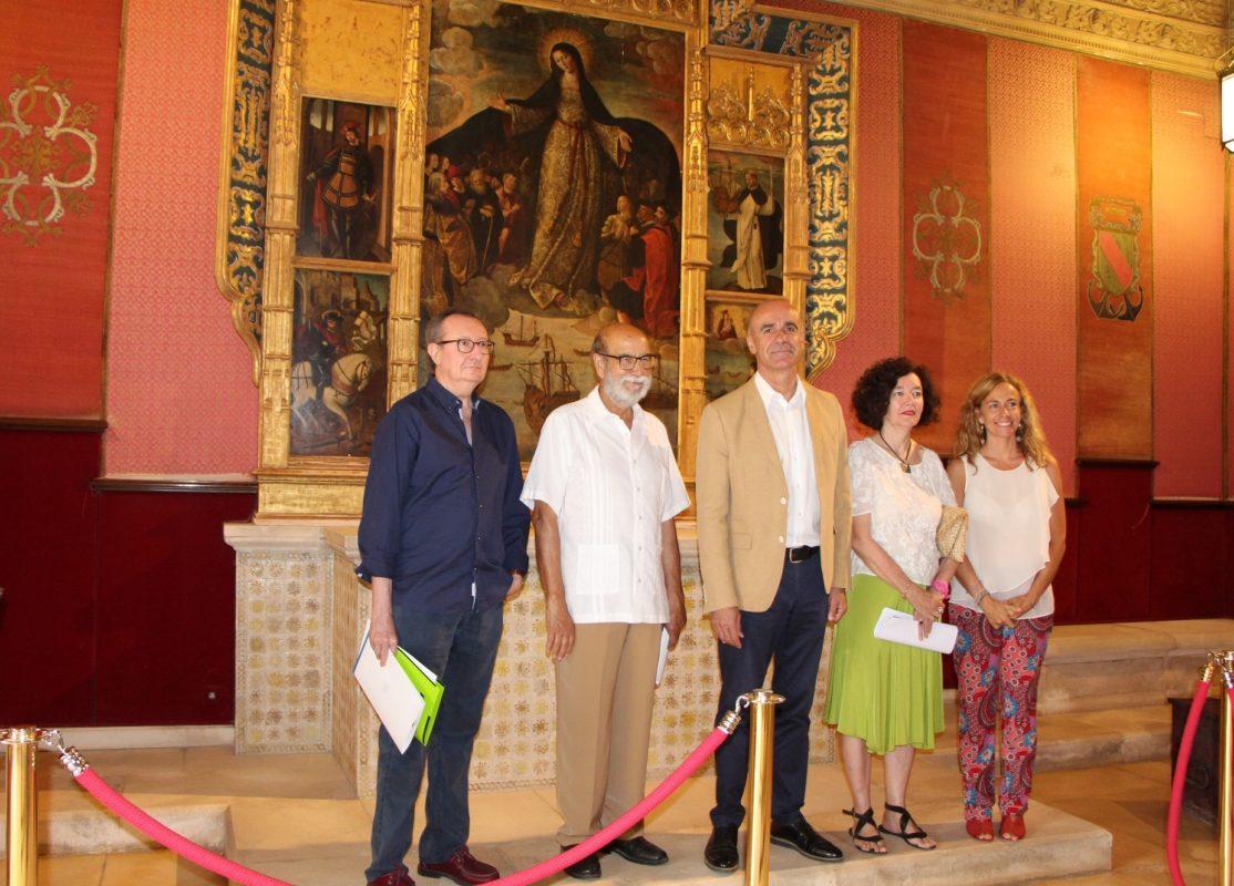 Presentación 'Noches en los Jardines del Real Alcázar'