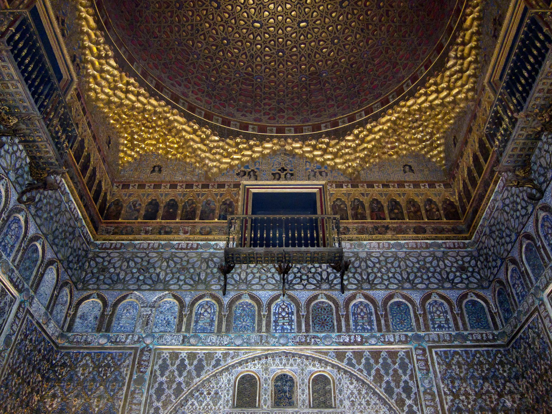 Salón de Embajadores - Hall of Ambassadors | Real Alcázar de Sevilla